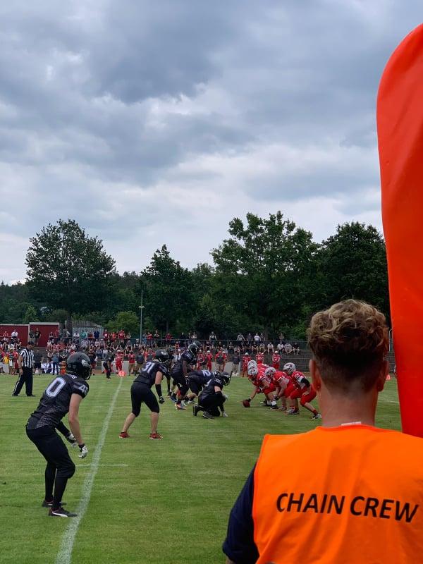 PST Trier Stampers siegen bei den Kaiserslautern Pikes