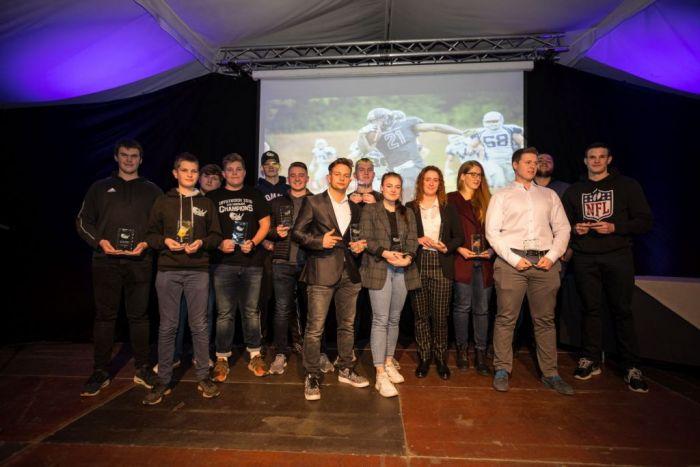30 Jahre Football in Trier - Jubiläumsfeier