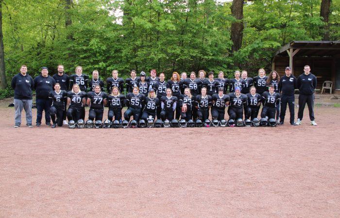 Saisonauftakt PST Trier Stampers U19 und Ladies